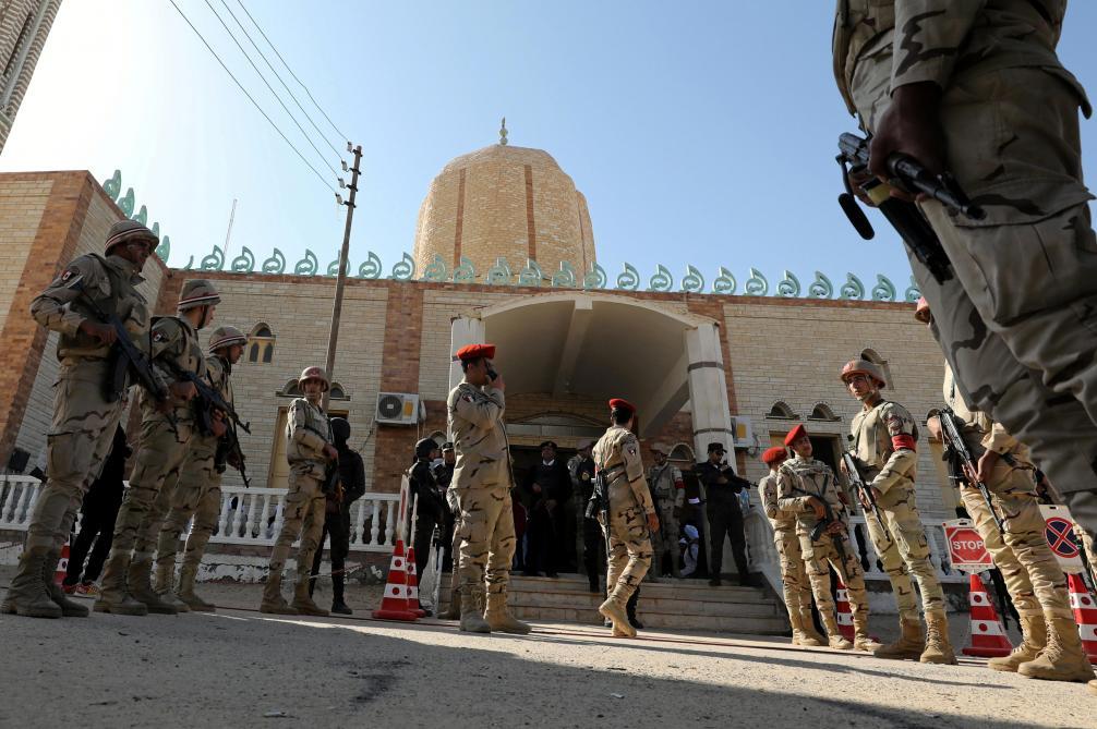 """Egypte: 27 terroristes tués dans le cadre de la campagne """"Sinaï 2018"""""""