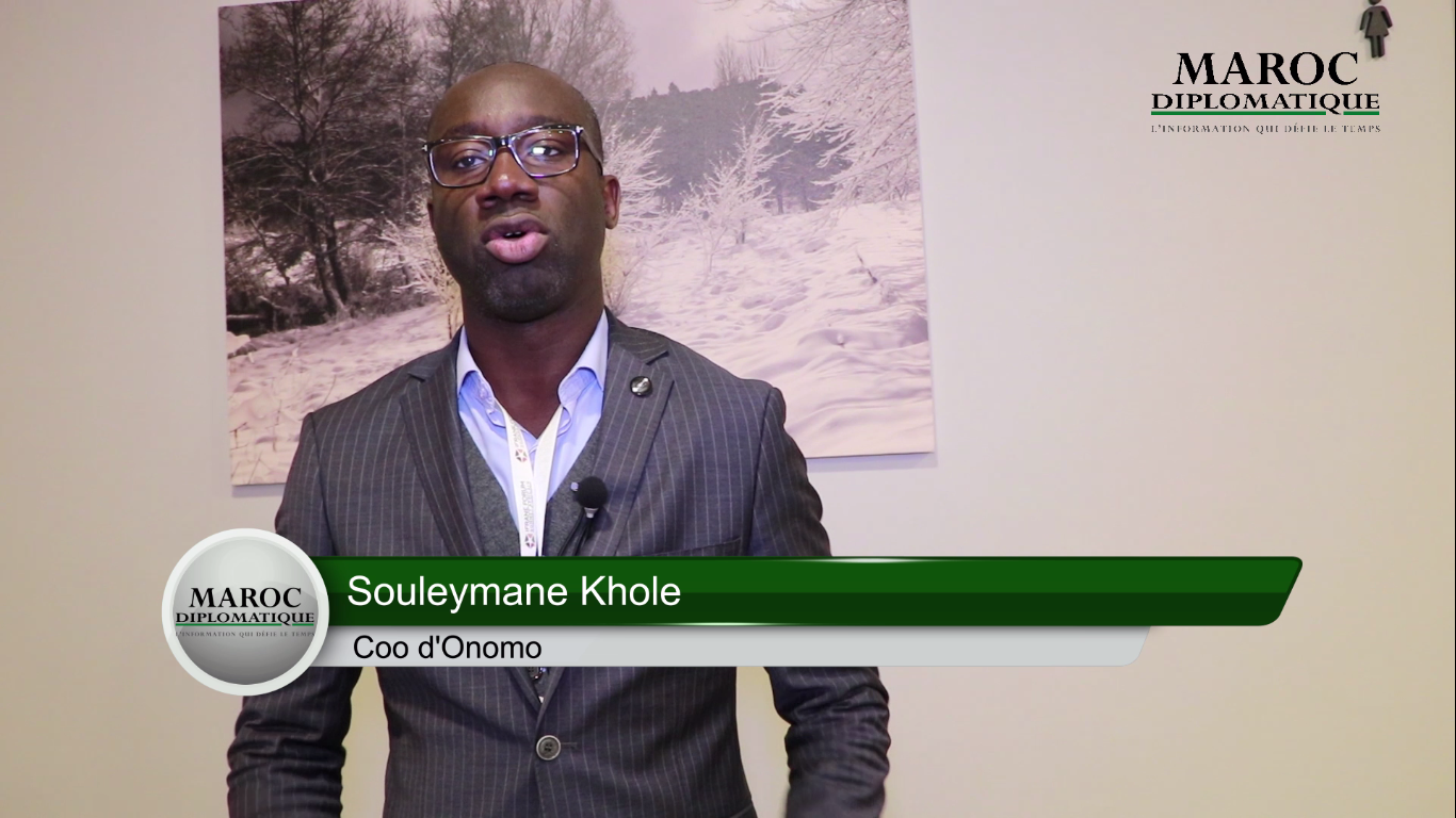 Souleymane Khol (Coo d'Onomo): Le tourisme africain se porte très bien