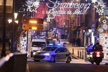 Fusillade à Strasbourg : le parquet antiterroriste saisi