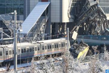 Accident de TGV en Turquie: au moins 7 morts et 46 blessés