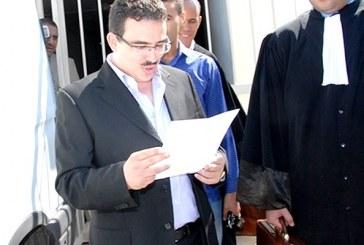 Amende alourdie en appel pour le journaliste Taoufik Bouachrine