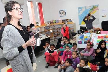 Lancement à Rabat de l'Eurokteb2, une exposition itinérante pour encourager les jeunes à lire