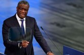 Le prix Nobel Mukwege craint que le vote du Congo ne mène à la guerre
