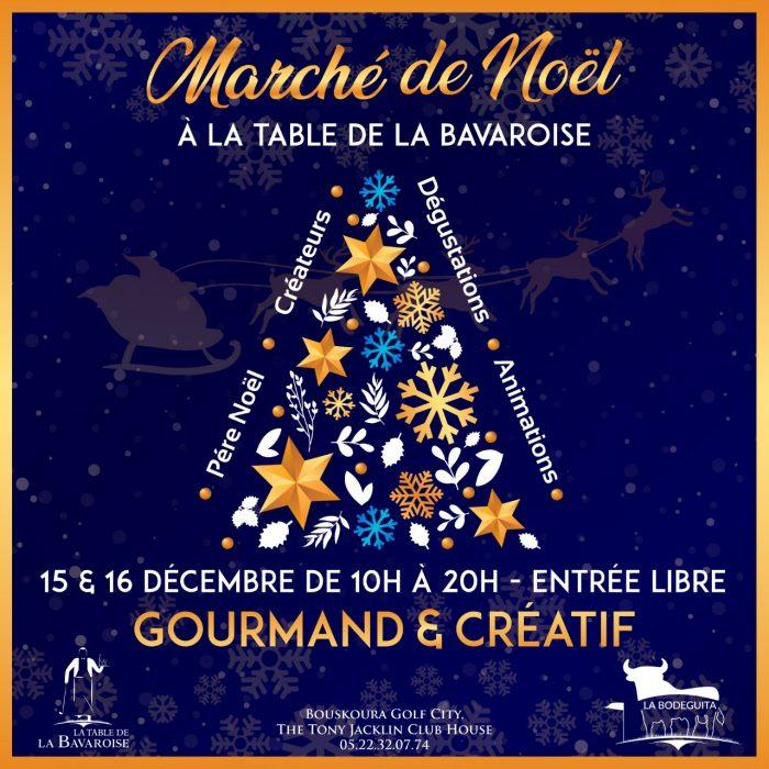 La Table de la Bavaroise renouvèle son marché de Noël