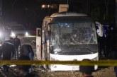 Egypte: Mort de «40 terroristes» après l'attaque contre un car de touristes