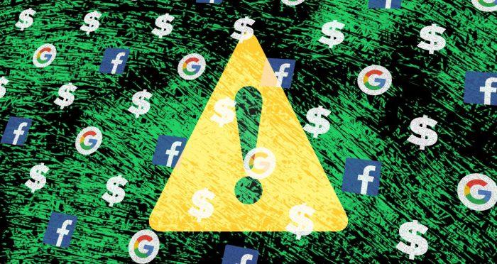 Google et Facebook face aux problèmes de la pédopornographie
