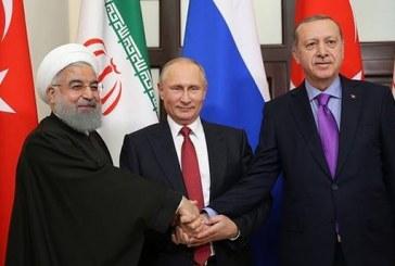 Guerre en Syrie : Poutine, Rohani et Erdogan se rencontreraient à Moscou début 2019