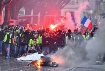 France : Sixième samedi de mobilisation des « gilets jaunes »