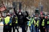 """""""Gilets jaunes"""": Une mobilisation en baisse à Paris et partout en France"""
