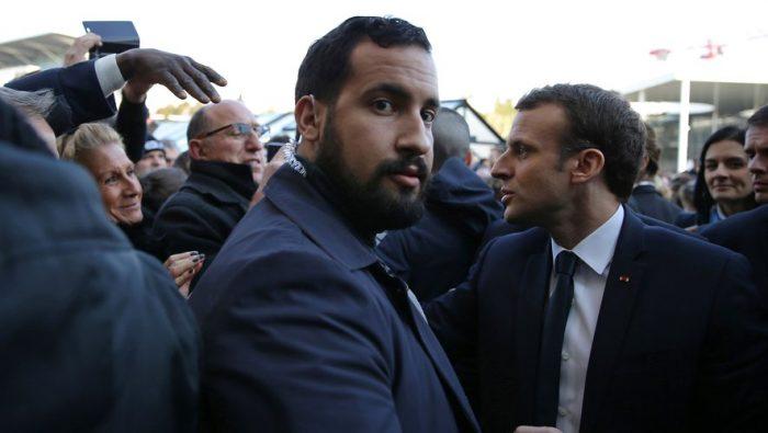 Gilets jaunes : Alexandre Benalla affirme avoir conseillé Emmanuel Macron