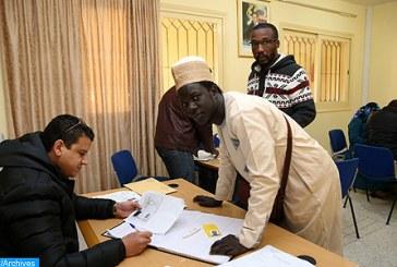 Plus de 50 000 immigrés régularisés au Maroc grâce à la politique humaniste de SM le Roi