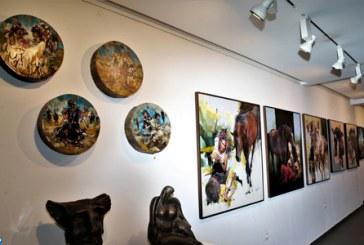 """""""Nuit des galeries"""": vernissage à Fès d'une exposition de la calligraphie arabe"""