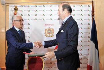 Maroc-France: signent un accord pour le renforcement des compétences en langue française des jeunes