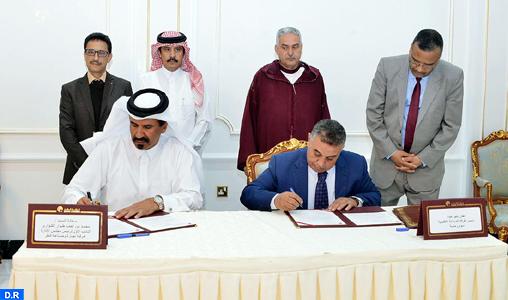 La Chambre de l'artisanat de Souss-Massa et la Chambre du Qatar conviennent de renforcer leur coopération
