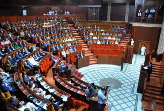 La Chambre des représentants adopte en deuxième lecture le projet de loi de finances 2019
