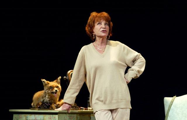 La comédienne Maria Pacôme tire sa révérence