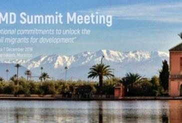 Le 11ème Forum mondial sur la migration et le développement co-présidé à Marrakech par L'Allemagne et le Maroc