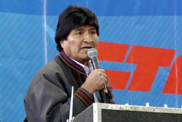 Le président bolivien salue l'adoption du Pacte mondial de Marrakech sur la migration