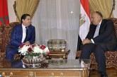 Le Maroc et l'Égypte déterminés à renforcer leurs relations bilatérales