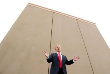 Mur avec le Mexique: Trump autorisé à utiliser des fonds du Pentagone