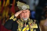 Le Roi de Malaisie abdique après des semaines d'absence
