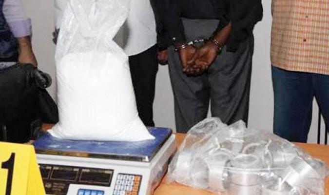 Aéroport Mohammed V: Arrestation d'un ressortissant nigérian pour tentative de trafic de cocaïne