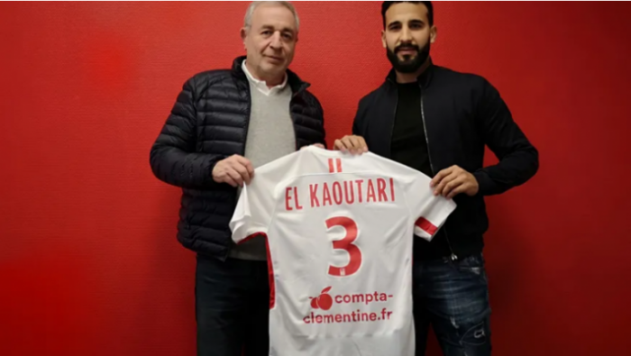 L'international marocain Abdelhamid El Kaoutari signe à Nancy