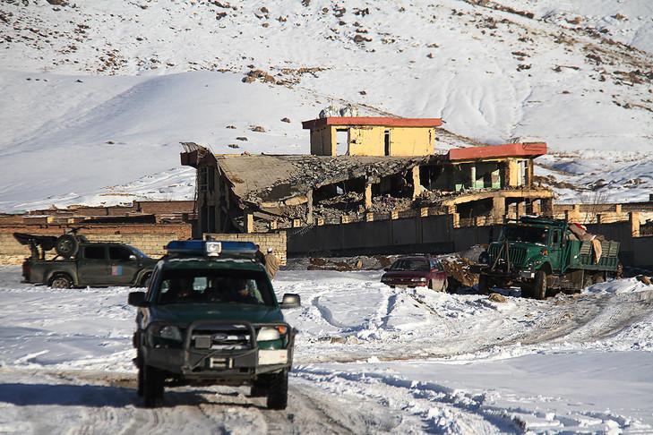Au moins 65 morts dans une attaque talibane — Afghanistan