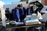 Al Hoceima: Remise de dix unités médicales mobiles aux centres de santé ruraux