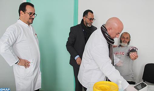 Asilah: Plus de 160 personnes bénéficient d'une campagne médicale