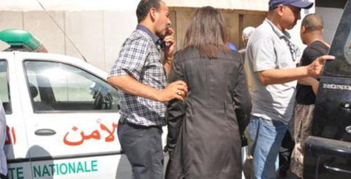 Bouznika: Arrestation d'une femme pour séquestration et blessures à l'arme blanche