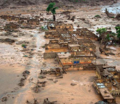 Brésil: 58 morts et 305 portés disparus dans l'effondrement d'un barrage minier