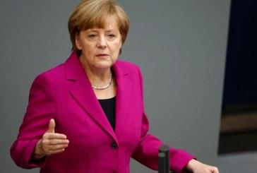 Brexit : Merkel estime qu'il est encore temps de négocier