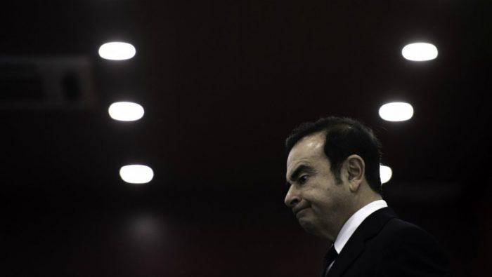 Carlos Ghosn démissionne de Renault