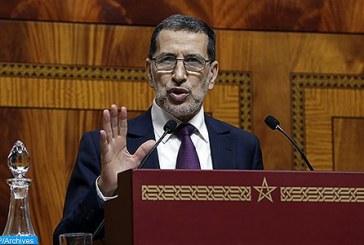 Chambre des conseillers: séance mardi consacrée à des questions de politique générale