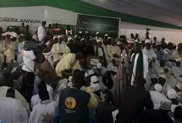 """Célébration à Dakar de la 39è """"Ziara annuelle"""" des Tijanes Omariens, sous le Haut Patronage de SM le Roi"""
