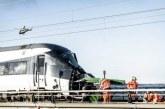 Accident de train au Danemark : Six morts et 16 blessés