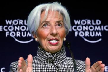 La FMI et les PDG lancent des avertissements alors que les dirigeants se réunissent à Davos