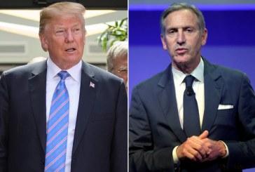 Etats-Unis: l'ex-patron de Starbucks veut défier Trump à la prochaine présidentielle