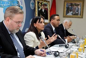 """Droits de l'Homme: Bouayach présente son approche """"holistique"""" devant des ambassadeurs accrédités au Maroc"""