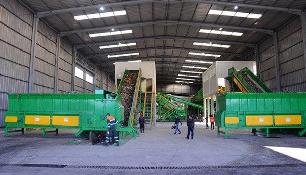 ECOMED Marrakech inaugure la première phase du plus grand centre de tri des déchets ménagers