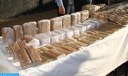 Les FAR avortent une opération de trafic de drogue au niveau de la ligne de défense à Gueltat Zemmour