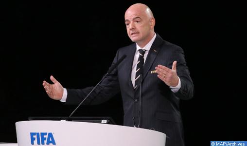 FIFA : Des décisions clés seront prises à Marrakech