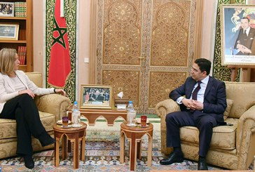 L'UE émet un signal politique fort au Maroc