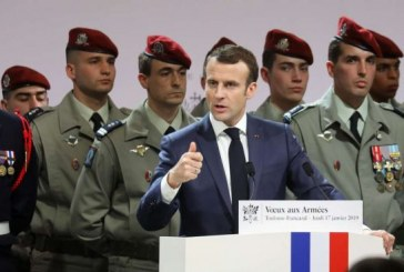 La France maintiendra son engagement militaire au Levant en 2019