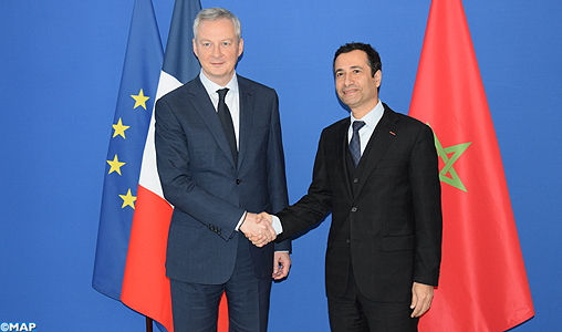 Le Maroc et la France renforcent leur relation économique