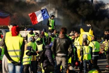 France : la mobilisation des «Gilets jaunes» reconduite pour le 9ème samedi consécutif