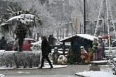 Trois morts à cause de la vague de froid en Grèce