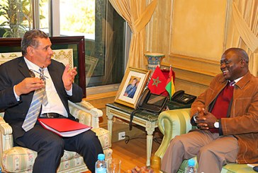 La Guinée-Bissau souhaite profiter de l'expérience du Maroc dans le domaine agricole