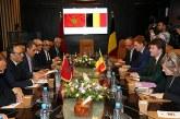 Habib El Malki s'entretient avec le ministre flamand de la culture